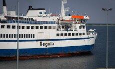 Tallinna Sadama tütarettevõte ostis Leedolt parvlaeva Regula. Firma: tegemist on varuplaani osaga