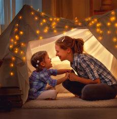 Lapsed vajavad häid suhteid oma elus, et ennast õnnelikuna tunda