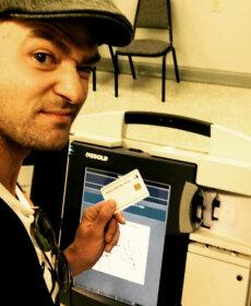 KARM LUGU: Justin Timberlake võib inspireeriva selfi pärast trellide taha sattuda