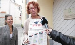 ВИДЕО: Яна Тоом останется в Центристской партии и с новым председателем: я же не замужем за Эдгаром Сависааром