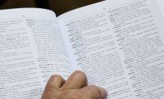 Õigekeelsussõnaraamatu esitlus