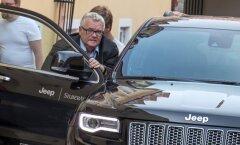 Edgar Savisaare uus auto