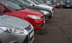 Riik ostab ühe hankega viie miljoni euro eest 46 asutusele sõiduautod