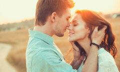 Viis põhjust, miks suudlemine mõjub sinu tervisele hästi