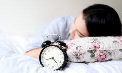 Vaata, mis kõik juhtub, kui sinu unerütm pole paigas ja sa ei maga piisavalt