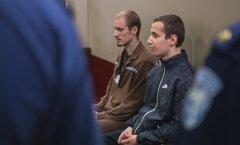 Margus Laasi ja Andrias Liivati kohtuistung
