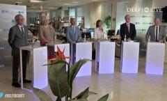 100 SEKUNDIT: Presidendikandidaadid debateerisid Delfi ja Eesti Päevalehe toimetuses; liikumispuudega naine pidi tööst loobuma, sest ei pääse korterist välja