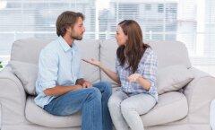 Suhe otsustusvõimetu mehega: ta aina jätab maha ja tuleb tagasi, väites, et on segaduses
