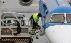 Nordic Aviation Group'i esimene tööpäev