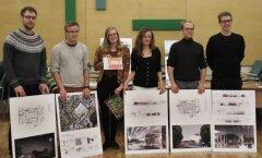 Suure-Jaani tervise- ja külastuskeskuse arhitektuurikonkursi tulemused on selgunud