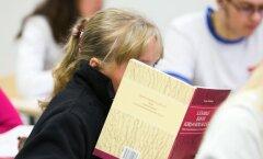 Eesti keele võiks selgeks saada juba põhikoolis.