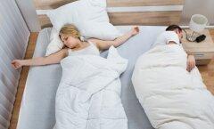 Mille peal sa magad? Viis sammu, et saada oma madrats sama puhtaks, nagu see oleks uus