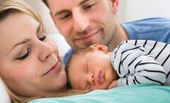 Sinu beebi areng: teine elukuu