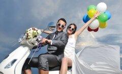 Meelike: aasta abielu ehk tülid perekonnaga, kaks kuud üksinda reisimist ja kadunud sõrmus