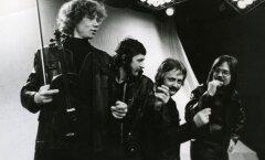 Ikkagi rock'n roll: küllap pahelisim pilt, mis Kukerpillidest eales tehtud on.