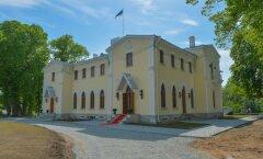 Juri Gorbachevi näituse avamine Keila Joa lossis