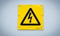 Õnnetused on kerged tekkima: lapsevanemad ei ole elektriohtudest teadlikud