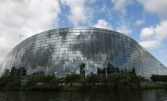 Europarlament Strasbourg'is