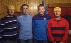 Palupera piirkonna külade võistkond tahab jälle teatemaratonile