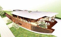 Niitvälja Golfi klubihoone ehitatakse suuremaks