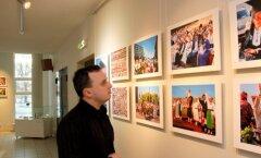 Выставка Владимира Горохова