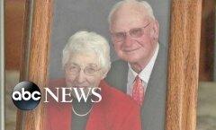 Vot see on tõeline armastus: vaata videot paarist, kes olid abielus 63 aastat ja surid 20minutilise vahega