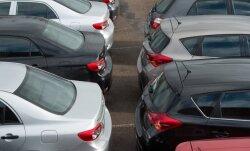 Среди стран Балтии больше всего новых автомобилей до сих пор продают в Эстонии