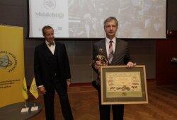 Aasta p�llumees 2012 on kurgi- ja salatikasvataja Raivo K�lasepp