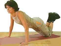 rinnalihaste treening
