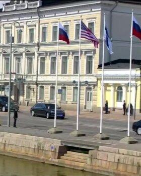 VIDEO ja GRAAFIK | Trumpi ja Putini autokolonnid: kummal on suurem?