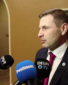 VIDEO | Hanno Pevkur Laanetile allajäämisest: hääletus oli pingeline, fraktsioon jagunes kaheks