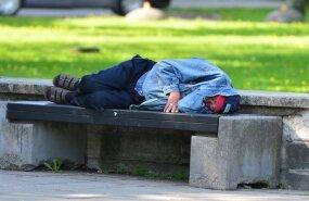 Таллиннские ночлежки для бездомных вновь открывают двери