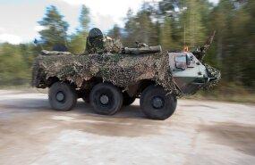 Scoutspataljon harjutab Ida-Virumaal Afganistani operatsiooniks