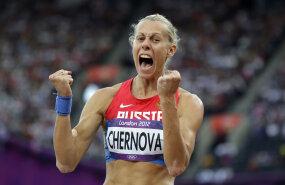 Veel üks Venemaa kergejõustiklane jäi olümpiamedalist ilma