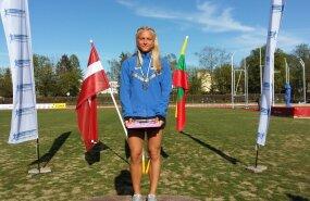 Hausenberg sai mitmevõistluse Balti matšil teivashüppes nulli, neidudest võitis tiitli Margit Kalk