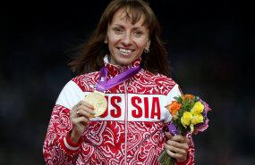 Venemaa kergejõustikutäht jääb ilmselt Euroopa aasta sportlase tiitlist ilma