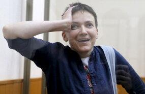 Савченко не будет отбывать наказание на Украине