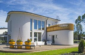 ФОТО: 25 частных домов на ярмарке жилья в Финляндии
