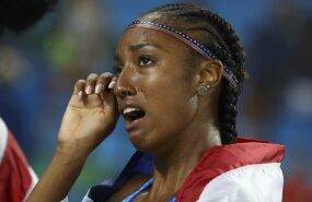 Rio olümpiakuld tõkkejooksus sai kolme kõrvalehoidmise eest võistluskeelu