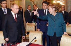 USA ajaloolane: Putini tõeline eesmärk pole Ukraina, vaid Euroopa destabiliseerimine