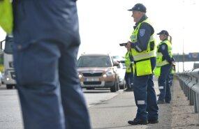 За прошедшие сутки полиция задержала 15 водителей в нетрезвом состоянии