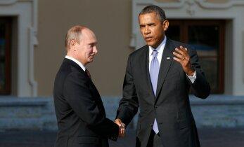 The Times: Обама может попытаться войти в историю примирением с Путиным