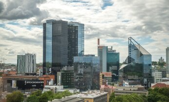 SEB: Житель Таллинна в состоянии приобрести на 10 квадратных метров меньшую квартиру, чем житель Риги