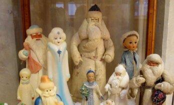 Tartu mänguasjamuuseum avab jõulutoa