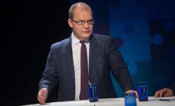 Паэт выдвигается на пост вице-президента общеевропейской партии либералов