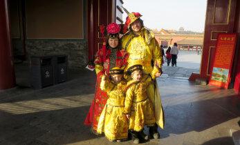 """Idamaine seiklus las alata! Täna jõuab eetrisse esimene osa Tuuli Roosma saatesarjast """"Meie aasta Hiinas"""""""