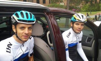 EDETABEL: Eesti kõigi aegade parimad mitmepäevasõitjad