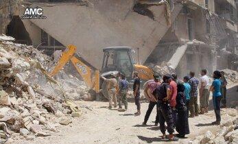 В ООН обвинили правительство Сирии и ИГ в химатаках