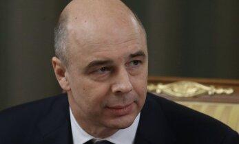 Силуанов рассказал о рекордном сокращении притока валюты в Россию