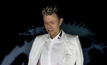 David Bowie uus album ilmub tema sünnipäeval jaanuaris, singel väljas juba täna!